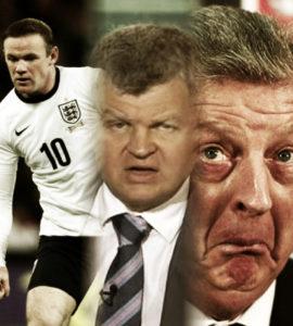 Rooney, Chiles, Hodgson
