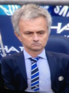mourinho face lampard