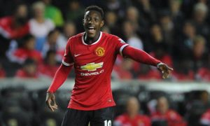 Welbeck Man Utd - gone